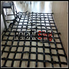 ประเทศจีน Customized Polyester Webbing Cargo Netting 25mm~50mm For Cars โรงงาน