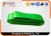 2 Ton Duplex Synthetic Endless Webbing Sling Green High Flexible Lifting Belt