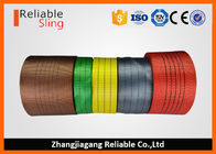 High Strength Polyester Webbing Low Elongation Synthetic Chemical Resistant