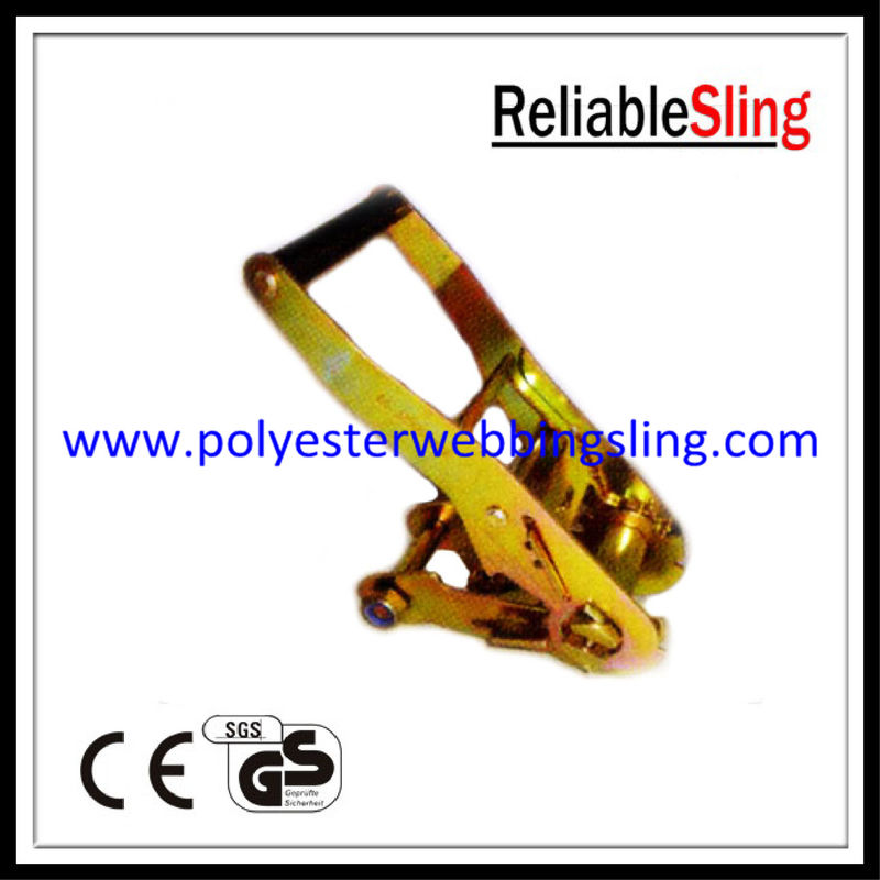 High Safety EN12195 Ratchet Buckle for heavy duty lashing straps