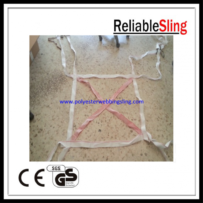 Light weight heavy duty cargo netting , trunk cargo nets for cars