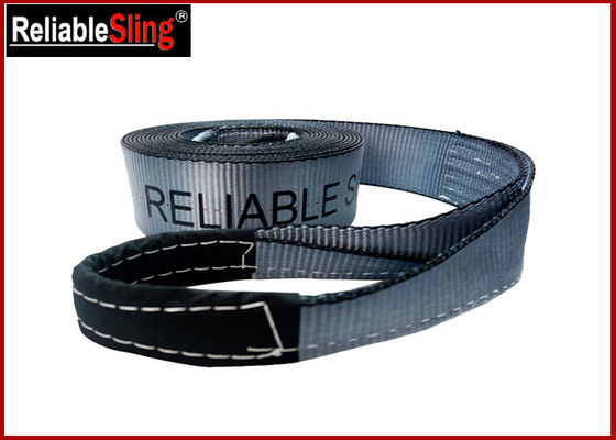 WLL From 3 ton-2 0ton Heavy Duty Webbing Straps High Strength 100% PES With 35mm - 100mm Width